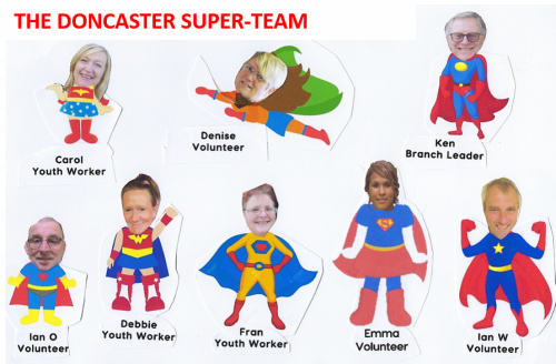 Doncaster Superhero Team